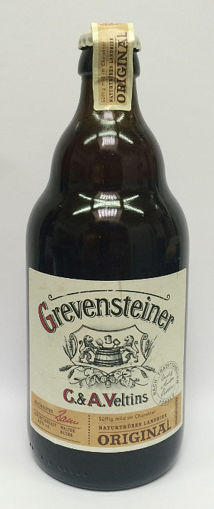 Grevensteiner by Veltins Naturtrüb Landbier 5.2% Alk - 50cl