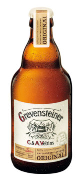 Grevensteiner by Veltins Naturtrüb Landbier Alk. 5,2% vol 33cl