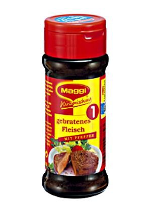 Maggi Würzmischung N° 1 Gebratenes Fleisch 78g