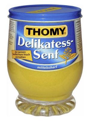 Thomy Delikatess-Senf (250ml)