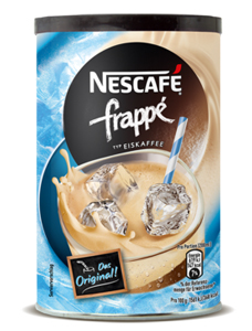 Nestlé Nescafé frappé Typ Eiskaffee 275g