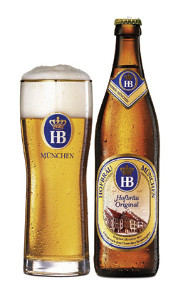 Hofbräu Original Helles Bier Münchner Art Alk 5,1% vol 50cl