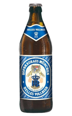 Hofbräuhaus München Helles Vollbier Alk. 5,1% vol 50cl