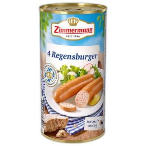 Zimmermann Regensburger 250g