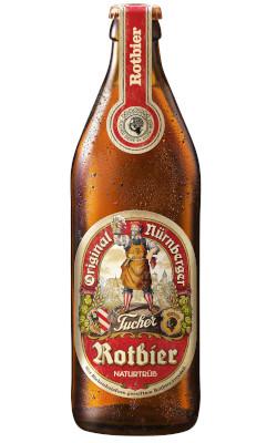 Tucher Original Nürnberger Rotbier naturtrüb Alk. 5,5% vol 50cl