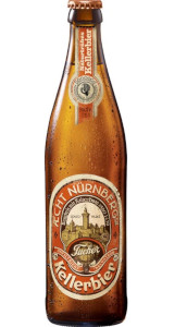 Tucher Aecht Nürnberger Kellerbier Naturtrüb Alk. 5,3% vol 50cl