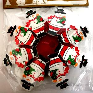 Geroma Weihnachtsmann Klammer, 8 Stck