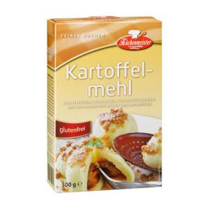 Küchenmeister Kartoffelmehl (glutenfrei) 500g