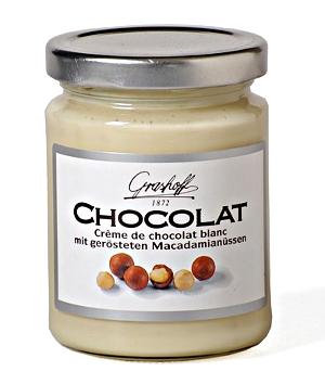 Grashoff: Crème de chocolat blanc mit gerösteten Macadamianüssen 23