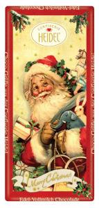 2- Heidel 'Weihnachts-Nostalgie' Choco-Grüße 100g