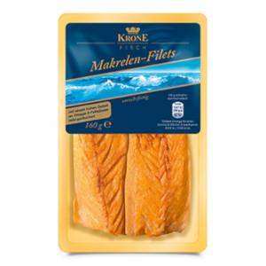 Krone Fisch Makrelen Filets 160g