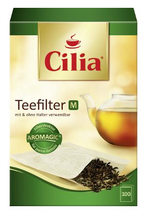 Melitta Cilia Teefilter M 100 Stück