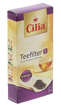 Melitta Cilia Tee-Filter S (Best Aromagic Aroma) 80 Stück