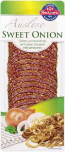 1- Stockmeyer Auslese Salami, Sweet Onion 150g