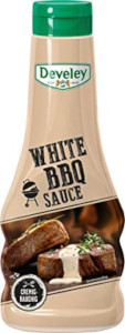 Develey White BBA Sauce 250ml