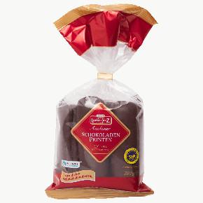 8- Lambertz Schokolade Printen mit 35% Zartbitterschokolade 200g