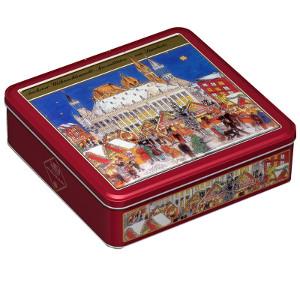 Lambertz Weihnachtsmarkt-Lebkuchen-Spezialitäten 500g