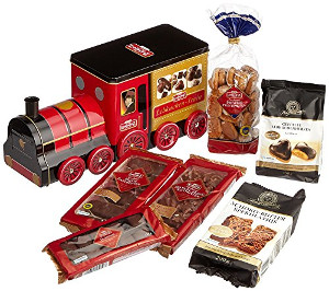 Lambertz Lebkuchen-Train 825g