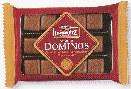 Lambertz Dominos Vollmich 150g