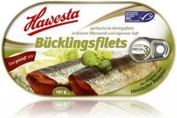 Hawesta Bücklingsfilets Classic (200g)