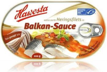 Hawesta Balkan-Sauce (200g)
