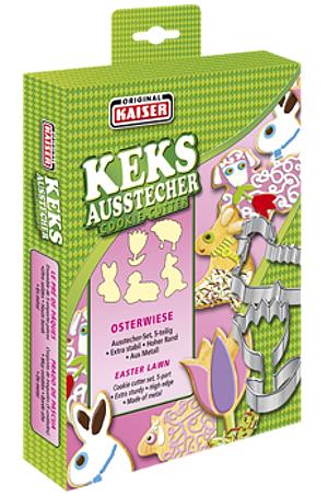 Kaiser Ausstecher Osterwiese (5er)
