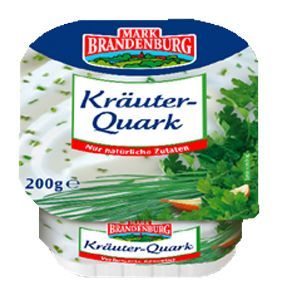 Mark Brandenburg Kräuter-Quark 200g