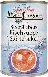 J.L. Seeräuber-Fischsuppe (400ml)