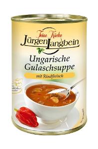 Jürgen Langbein Ungarische Gulasch-Suppe 400ml