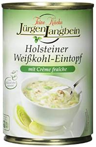 Jürgen Langbein Holsteiner Weisskohl-Topf 400g