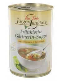 J.L. Fränkische Gärtnerin-Suppe (400ml)