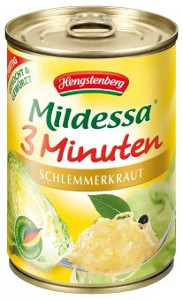 Hengstenberg Mildessa 3 Minuten Schlemmerkraut 400g/350g