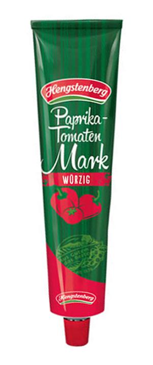 Hengstenberg Paprika-Tomaten Mark würzig 100g