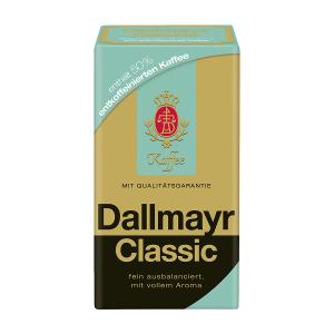 Dallmayr Kaffee Classic 50% entkoffeiniert 500g