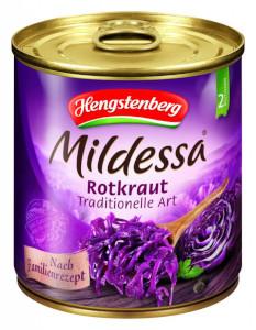 Hengstenberg Mildessa Rotkraut Traditonelle Art 300g