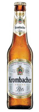 Krombacher Pils Alk. 4,8% vol 50cl