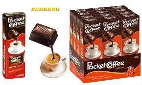 Ferrero Pocket Coffee 62g für 5 Stück