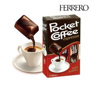 Ferrero Pocket Coffee 225g für 18 Stück