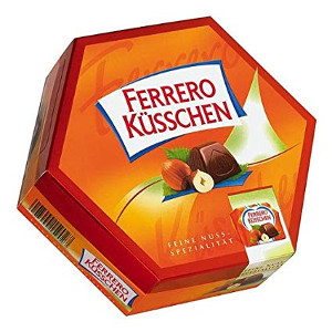 Ferrero Küssche Klassik 178g für 20 Stück