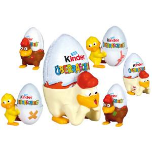 Kinder Überaschung im Eierbecher 20g