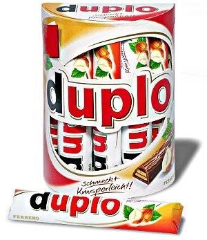 Ferrero Duplo Big Pack 327,6g für 18 Stück