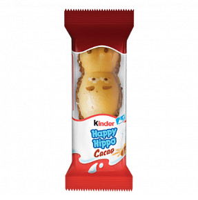 1- Kinder Happy Hippo Cacao 20,7g
