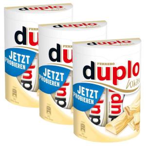 Ferrero Duplo White 182g für 10 Riegel