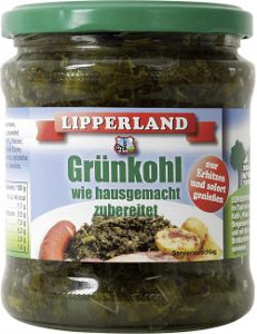 Lipperland Grünkohl wie hausgemacht (330g)