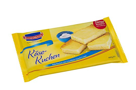 Kuchen Meister Käse Kuchen (400g)