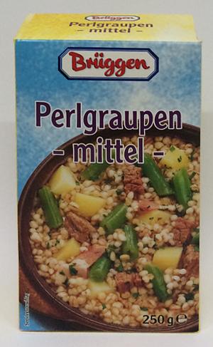 Brüggen Perlgraupen Mittel (250g)