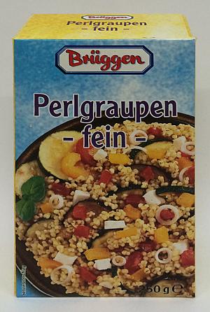 Brüggen Perlgraupen Fein (250g)