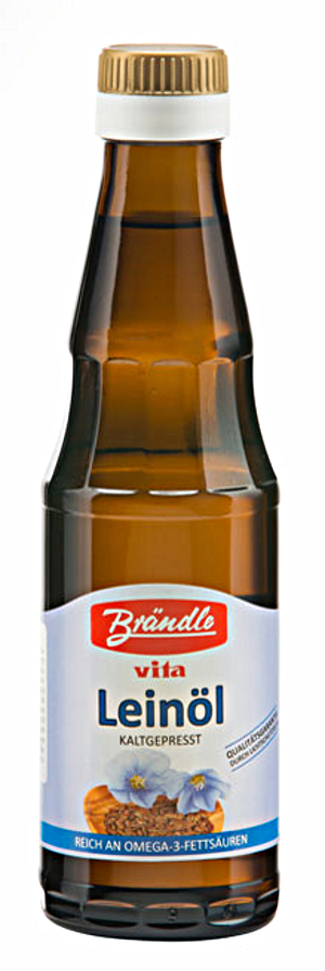 Brandle Vita Leinöl 0,25l