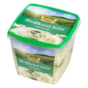 Schloss Küche Weiss Krautsalat mit Paprika 1000g