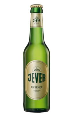 Jever Pilsener Alk. 4,9% vol 33cl